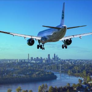 Bild von Flugzeug