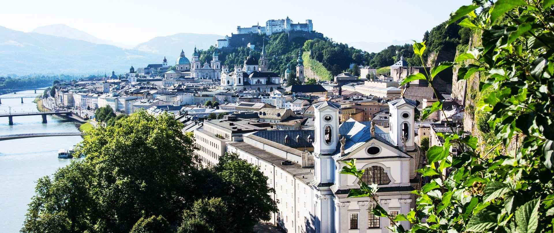 Flüge ab Salzburg